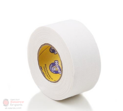 Howies White Cloth Hockey Tape 1.5