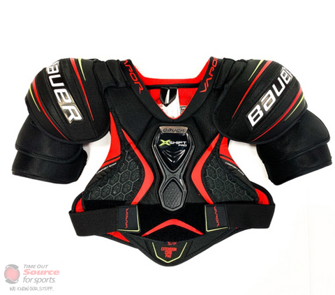 Bauer Vapor X-Shift Pro Shoulder Pads- Senior (2020)