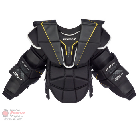 CCM Axis A1.5 Goalie Chest Protector- Intermediate (2020)