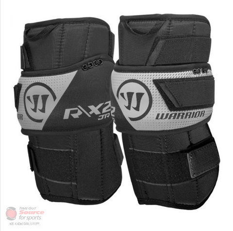 Warrior Ritual X2 Goalie Knee Pads- Junior