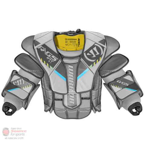 Warrior Ritual G5 Goalie Chest & Arm Protector- Intermediate
