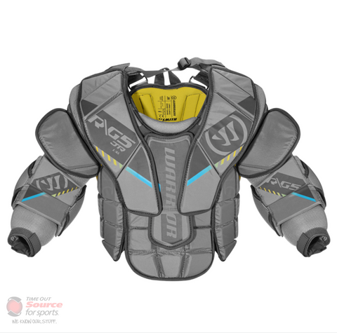 Warrior Ritual G5 Goalie Chest & Arm Protector- Junior