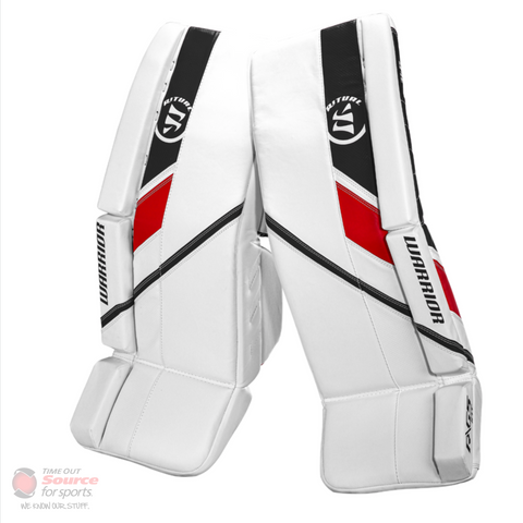 Warrior Ritual G5 Leg Pads- Intermediate