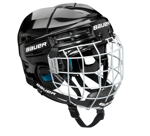 Bauer Prodigy Hockey Helmet Combo- Youth
