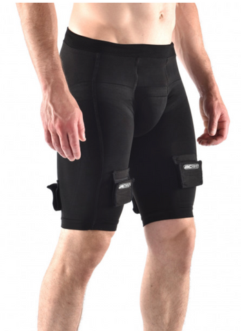 EC3D Pro Hockey Compression Jock Short