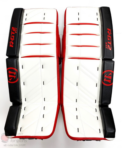Warrior Ritual GT2 Goalie Leg Pads- Intermediate- SMU