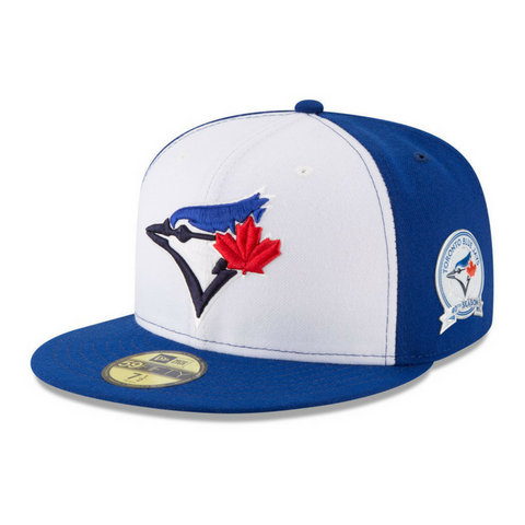 New Era 40th Season Fitted Hat - Toronto Blue Jays