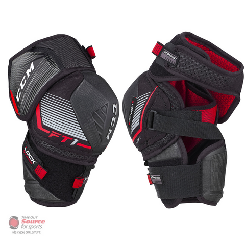 CCM JetSpeed FT1 Elbow Pads- Junior