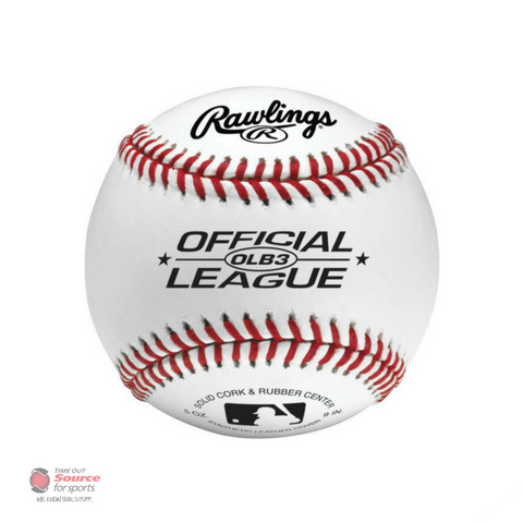 Rawlings OLB3 Official League Recreational Baseball