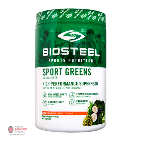 BioSteel Sport Greens High Performance Superfood Mix - Pineapple Coconut