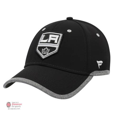 Fanatics Static Speed Stretch Fit Flex Hat - Los Angeles Kings