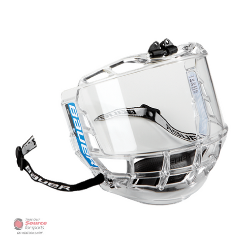 Bauer Concept 3 Full Shield - Junior