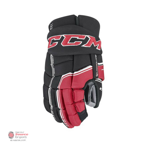 CCM Quicklite Junior Hockey Gloves - Junior (2016)