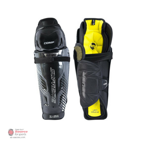 Bauer Supreme Comp Junior Shin Guard (2017)
