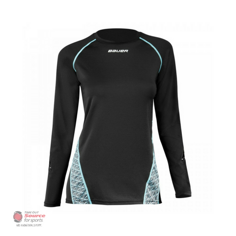 Bauer NG Long Sleeve Base Layer Crew - Women's