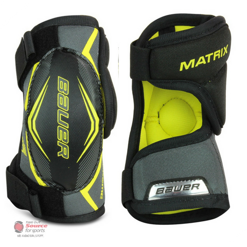 Bauer Supreme Matrix Elbow Pads - Youth (2017)