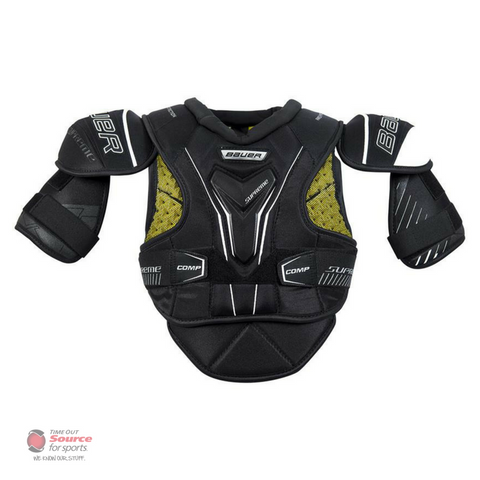 Bauer Supreme Comp Shoulder Pads - Junior
