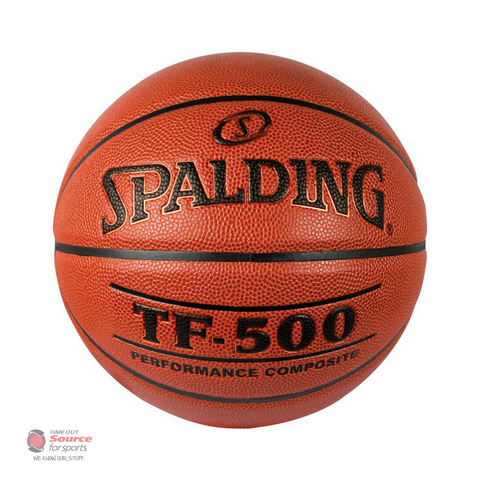 Spalding TF-500 Composite Leather Basketball