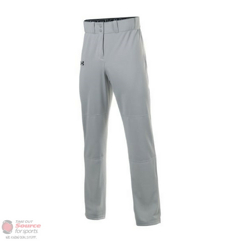 Under Armour Men's Clean Up Open Bottom Baseball Pant- Adult