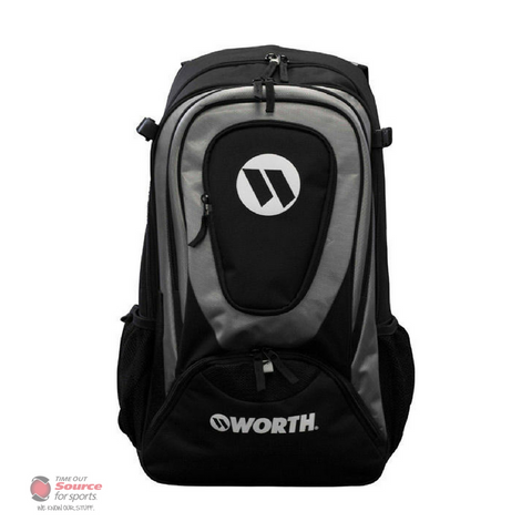 Worth WORGBP Player Backpack - Grey/Black