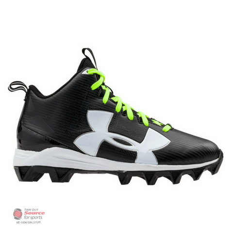 Under Armour UA Crusher RM Football Cleats - Junior