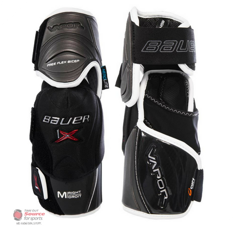 Bauer Vapor 1X Hockey Elbow Pads - Junior (2015)