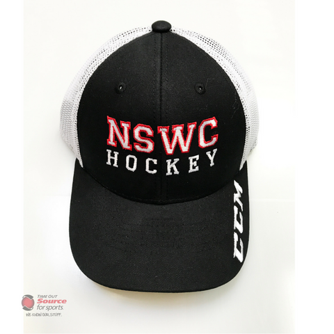 CCM NSWC Team Trucker Mesh Hat