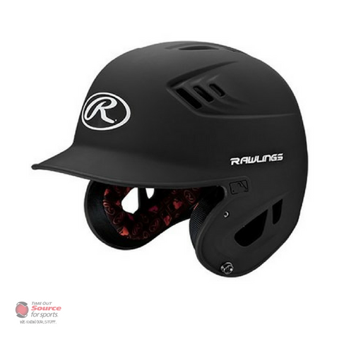 Rawlings R16 Matte Batting Helmet - Junior (2018)