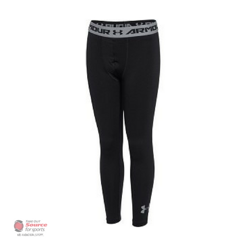 Under Armour HeatGear Fitted Legging - Youth