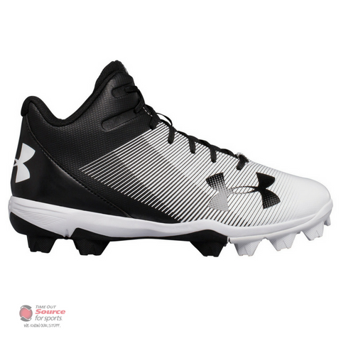 Under Armour UA Leadoff Mid RM Baseball Cleats - Junior (2018)