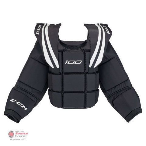 CCM 100 Street Hockey Chest Protector - Junior