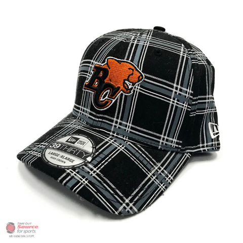 New Era 39Thirty Flex Hat- BC Lions