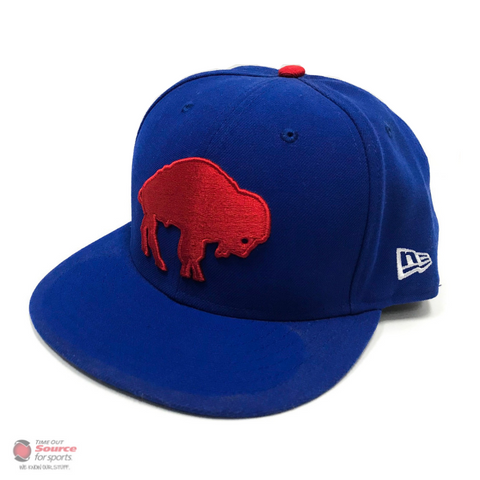 New Era 59Fifty Fitted Hat- Buffalo Bills