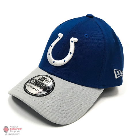 New Era 39Thirty Flex Hat- Indianapolis Colts