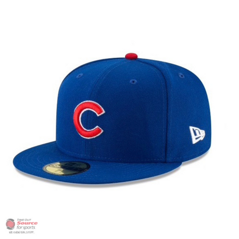 New Era 59Fifty Fitted Hat- Chicago Cubs