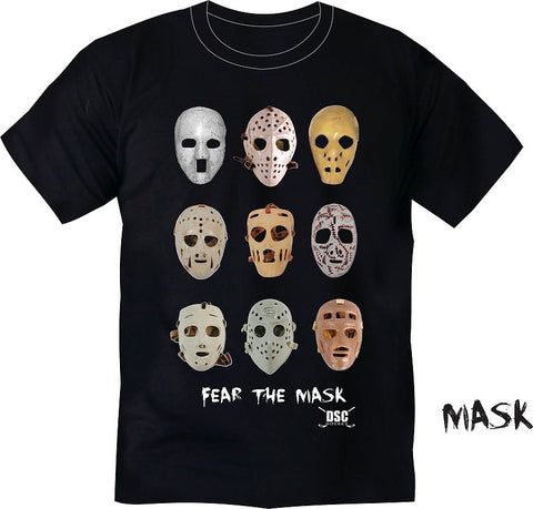DSC Hockey T Shirt - Fear the Mask