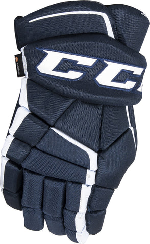 CCM Tacks Vector Pro Hockey Gloves- Junior- SDC (2019)