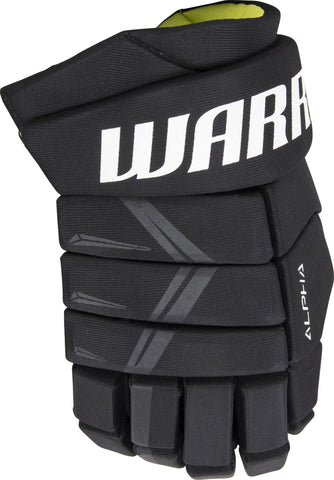 Warrior Alpha Evo Hockey Glove- Senior- SDC (2019)