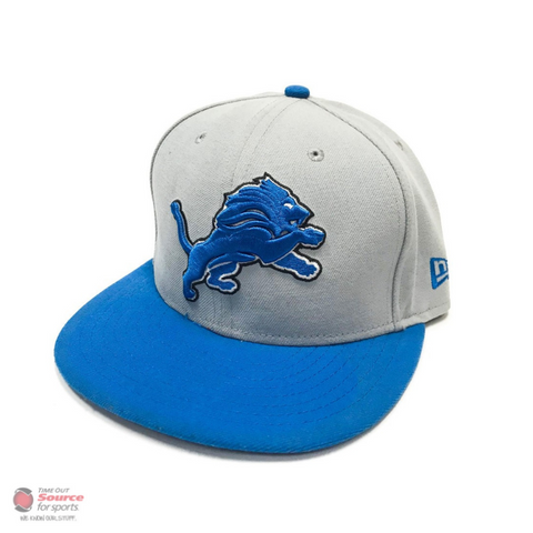 New Era 5950 Fitted Hat- Detroit Lions