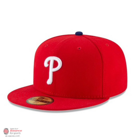 New Era 59Fifty Fitted Hat- Philadelphia Phillies