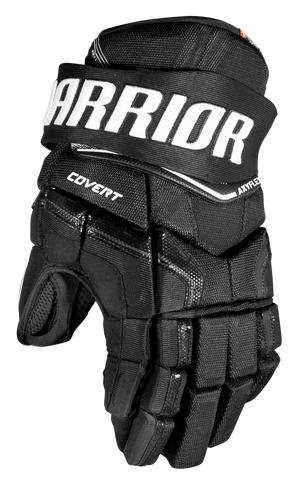 Warrior Covert QR Edge Hockey Gloves- Senior