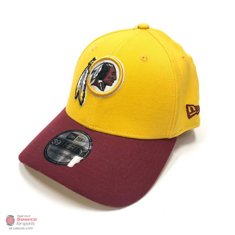 New Era 39Thirty Flex Hat- Washington Redskins