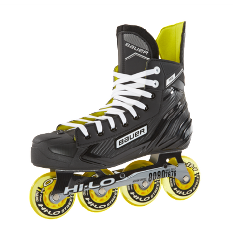 BAUER RH RS INLINE HOCKEY SKATE - JUNIOR