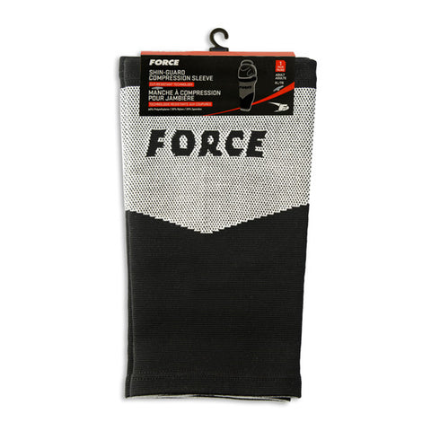 Force Referee Shin-Guard Compression Sleeve