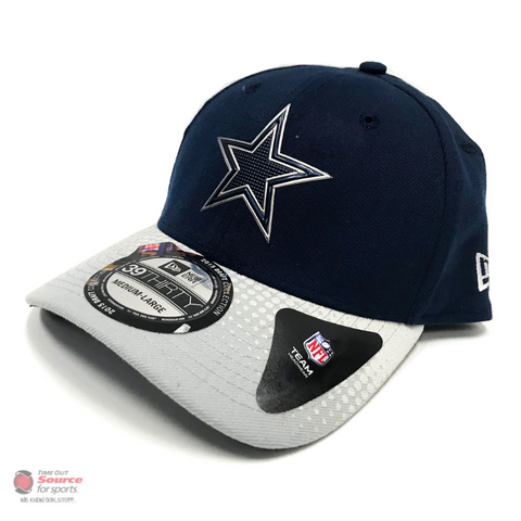 New Era 39Thirty NFL Draft 2015 Collection Flex Hat- Dallas Cowboys