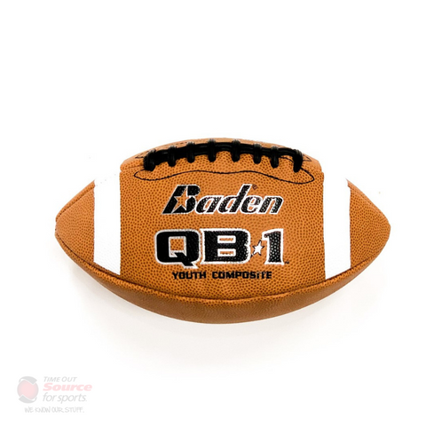 Baden QB1 Composite Football- Youth