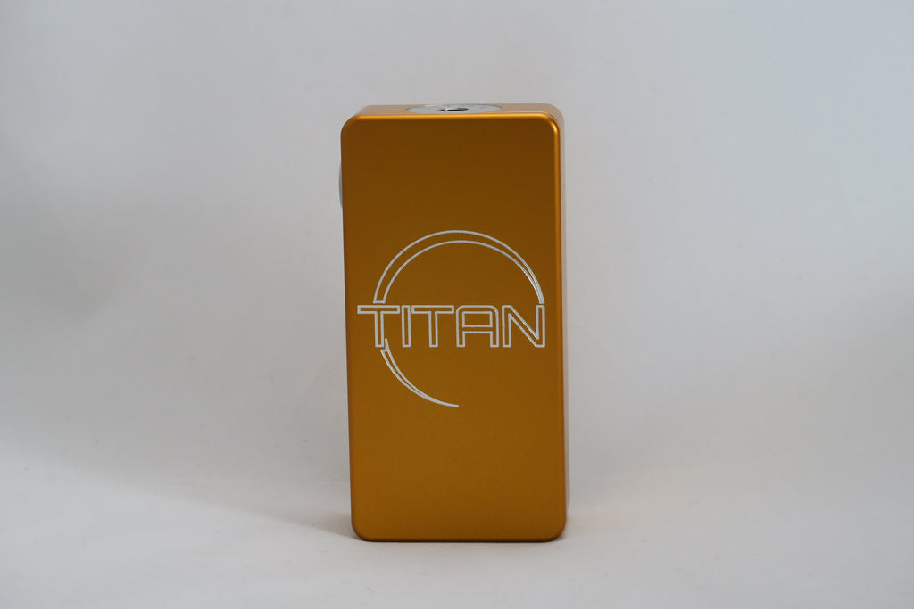 Titan V2 Series/Silver Hardware - Silver Steam Vapor - Silver Steam Vapor - Silver Steam Vapor - 2