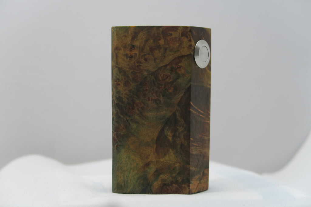 Titan Stabwood - Silver Steam Vapor - Silver Steam Vapor - Silver Steam Vapor - 1