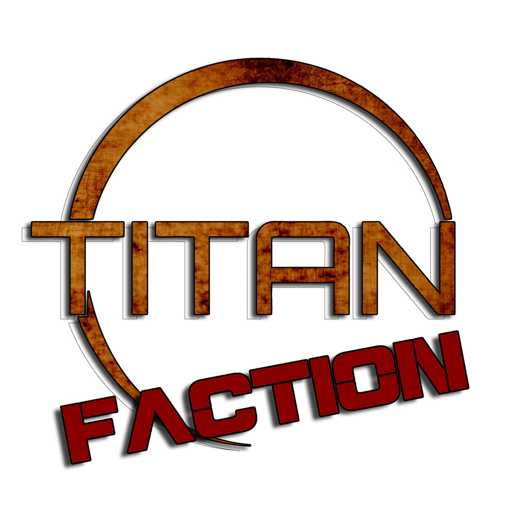 Titan Faction Series Order Sku - Silver Steam Vapor - Silver Steam Vapor - Silver Steam Vapor