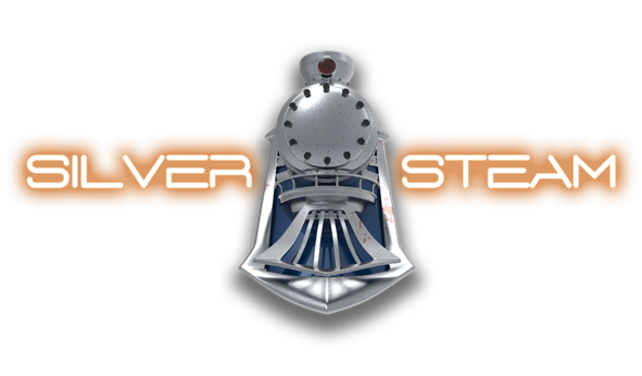 Silver Steam Vapor